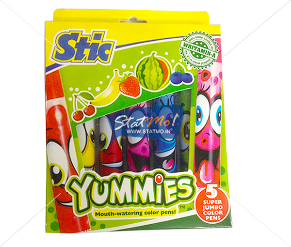 Stic Yummies Marker Pen by StatMo.in