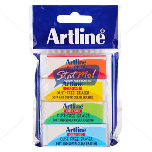 Artline Dust Free Eraser Large by StatMo.in