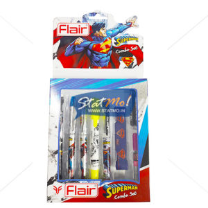 Flair Superman Combo Set by StatMo.in