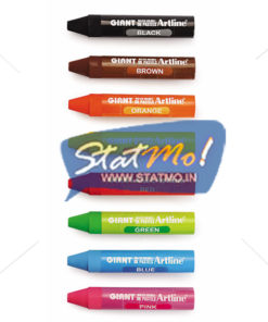 Artline Giant Water Soluable Oil Pastel Jumbo by StatMo.in