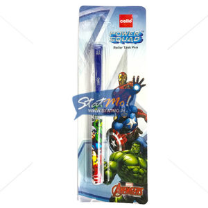 Cello Power Squad Roller Tank Pen by StatMo.in