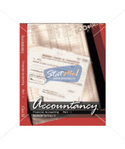 NCERT Accountancy - Financial Accounting Part I Book for Class XIth by StatMo.in