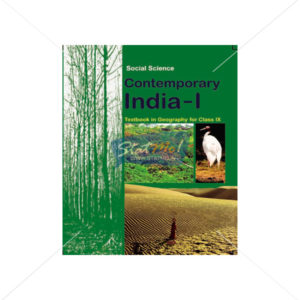 NCERT Contemporary India-Geography Book for Class IXth by StatMo.in