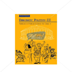NCERT Democratic Politics II Book for Class Xth by StatMo.in