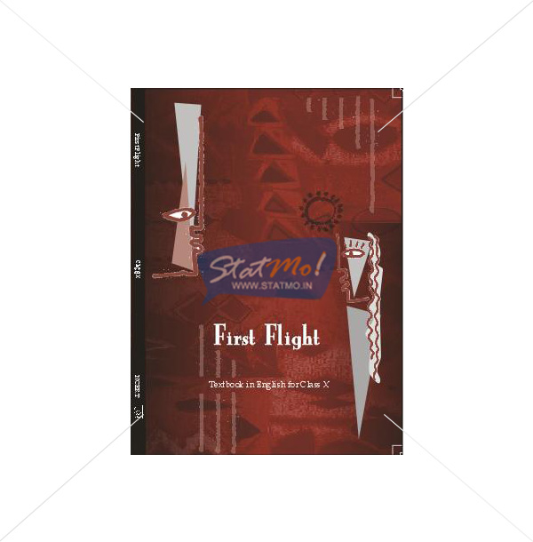 NCERT First Flight Book for Class Xth by StatMo.in