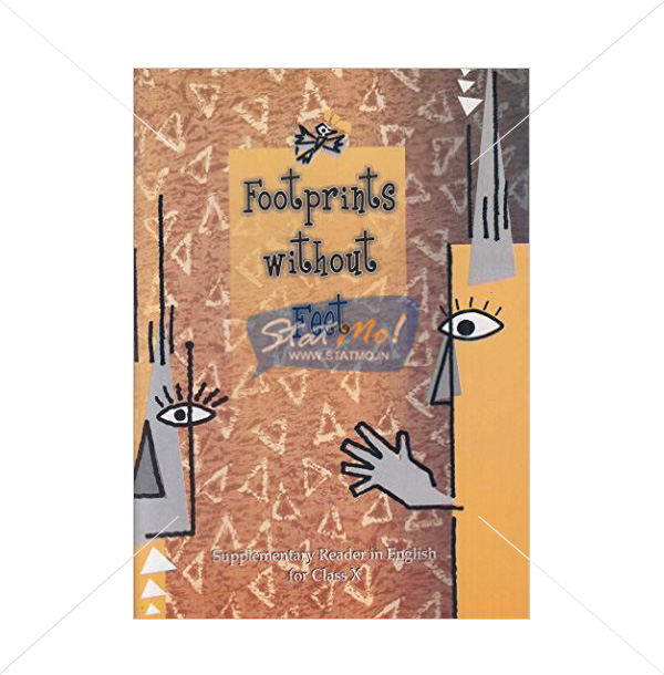 NCERT Footprints Without Feet Book for Class Xth by StatMo.in