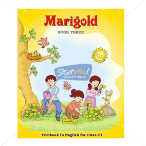 NCERT Marigold Book for Class IIIrd by StatMo.in