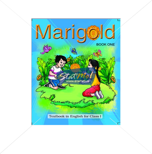 NCERT Marigold Book for Class Ist by StatMo.in