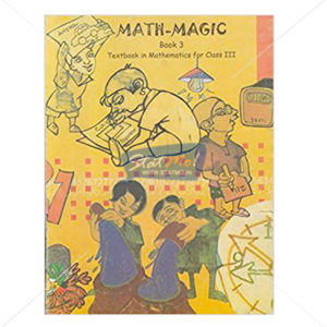 NCERT Math Magic Book for Class IIIrd by StatMo.in