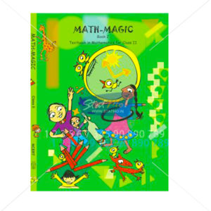 NCERT Math Magic Book for Class IInd by StatMo.in
