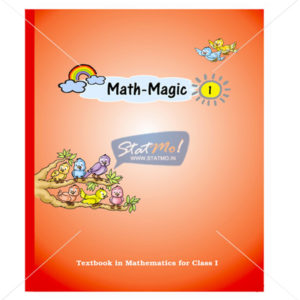 NCERT Math Magic Book for Class Ist by StatMo.in
