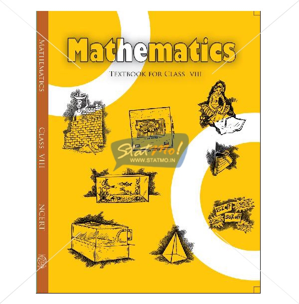 NCERT Mathematics Book for Class VIIIth by StatMo.in