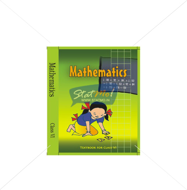 NCERT Mathematics Book for Class VIth by StatMo.in