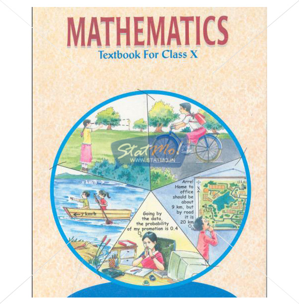 NCERT Mathematics Book for Class Xth by StatMo.in