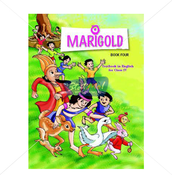 NCERT Marigold Book for Class IVth by StatMo.in