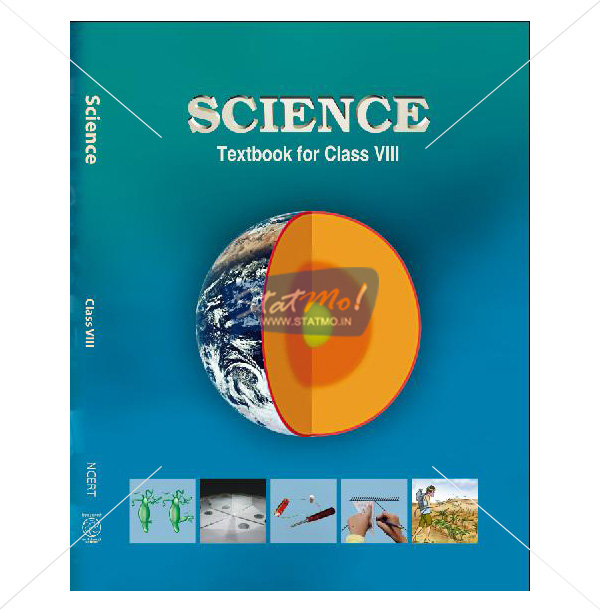 NCERT Science Book for Class VIIIth by StatMo.in