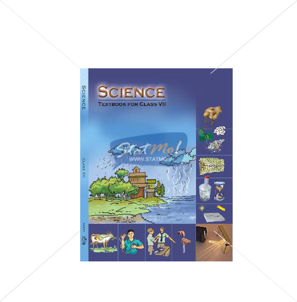 NCERT Science Book for Class VIIth by StatMo.in