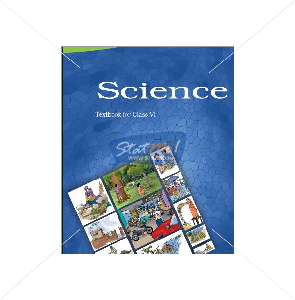 NCERT Science Book for Class VIth by StatMo.in