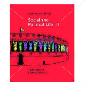 NCERT Social and Political Life II Book for Class VIIth by StatMo.in