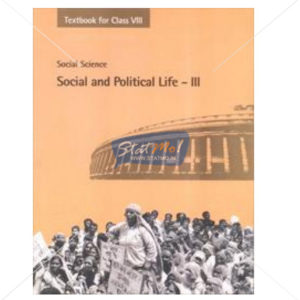 NCERT Social and Political Life III Book for Class VIIIth by StatMo.in