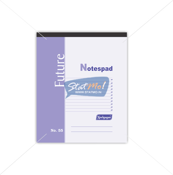 Neelgagan Slip Pad No.55 by StatMo.in