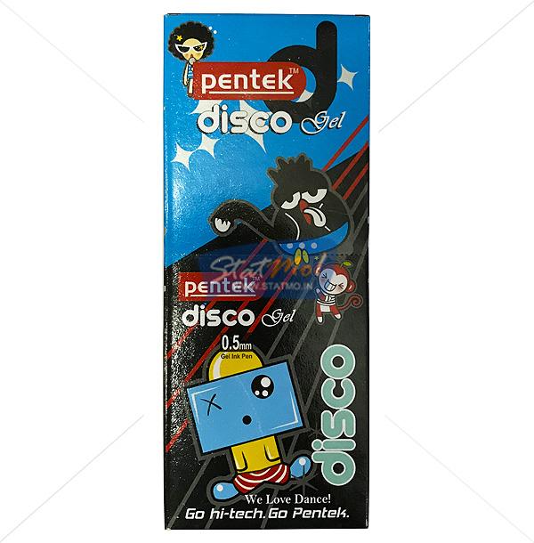 Pentek Disco Gel Pen by StatMo.in