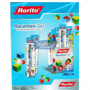 Rorito Racemax Gel Pen by StatMo.in
