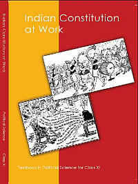 NCERT Indian Constitution At Work Book for Class XIth by StatMo.in