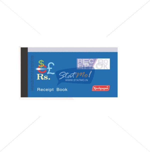 Neelgagan Cash Receipt Book by StatMo.in