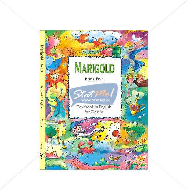 NCERT Marigold Book for Class Vth by StatMo.in