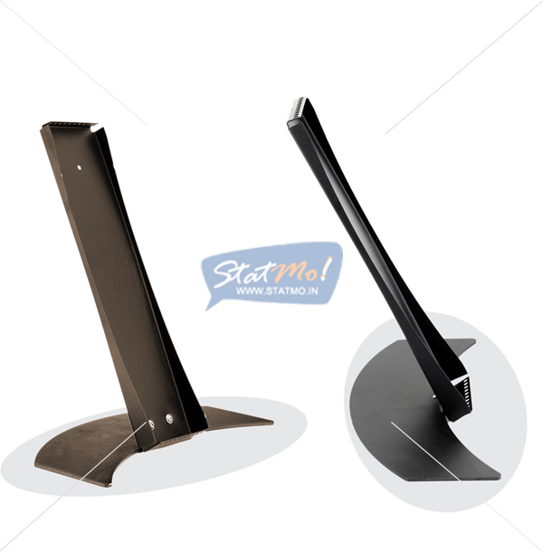 Solo Desk Stand for 10 Folders by StatMo.in