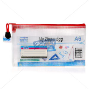 Solo My Zipper Clouser Bag A6 by StatMo.in