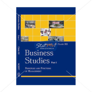 NCERT Business Studies Part I Book for Class XIIth by StatMo.n