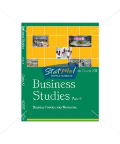 NCERT Business Studies Part II Book for Class XIIth by StatMo.in
