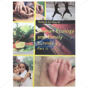 NCERT Human Ecology and Family Science Part II Book for Class XIth by StatMo.in