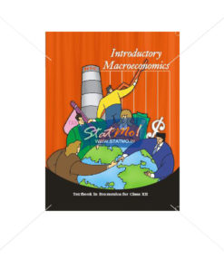 NCERT Introductory Macroeconomics Book for Class XIIth by StatMo.in