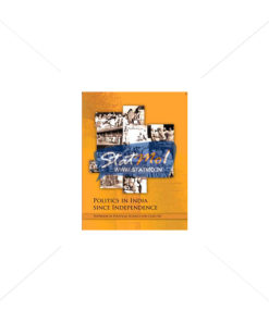 NCERT Politics In India Since Independence Book for Class XIIth by StatMo.in