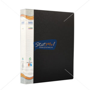 Solo Ring Binder 3-D Ring A4 by StatMo.in