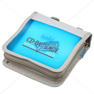 Solo Computer CD Wallet Zipper by StatMo.in