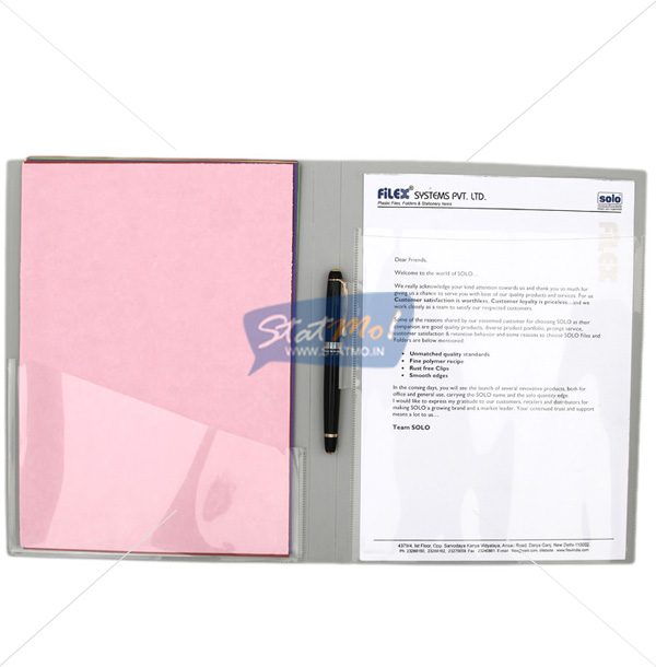 Solo Conference Companion Without Pen & Pad by StatMo.in