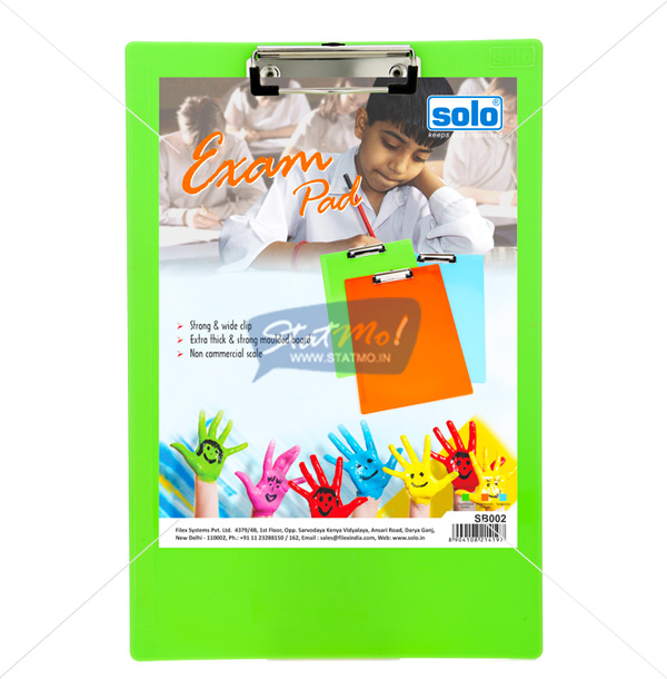 Solo Exam Pad F/C by StatMo.in
