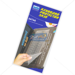 Solo Keyboard Protector Skin Xtra Large Size by StatMo.in