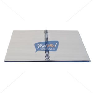 Solo Premium Note Book B5 by StatMo.in