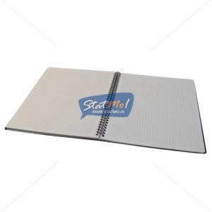 Solo Premium Note Book Square A4 by StatMo.in