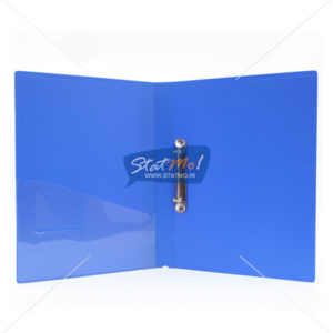 Solo Ring Binder 2-D Ring A4 by StatMo.in