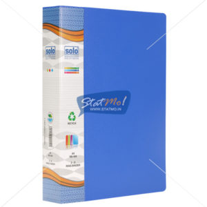 Solo Ring Binder 2-D Ring A5 by StatMo.in