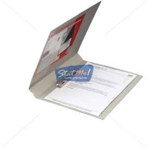 Solo Ring Binder 2-D Ring F/C by StatMo.in