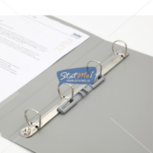Solo Ring Binder 4-D Ring A4 by StatMo.in