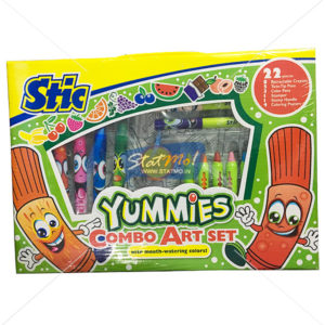 Stic Yummies Combo Art Set by StatMo.in