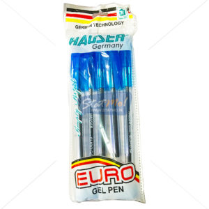 Hauser Euro Gel Pen by StatMo.in